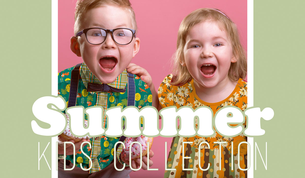 Summer Kids Collection