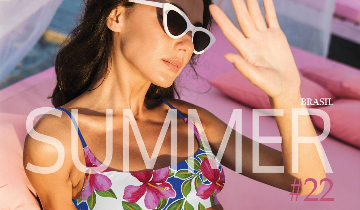Capa Summer Brasil